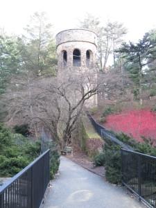 La torre de Longwood Gardens